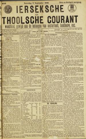 Ierseksche en Thoolsche Courant 1916-09-09