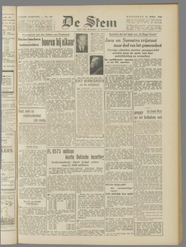 de Stem 1946-04-10