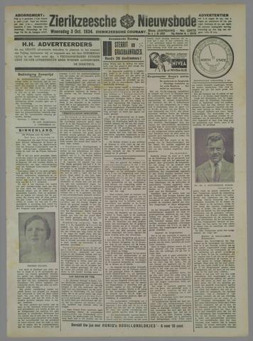 Zierikzeesche Nieuwsbode 1934-10-03