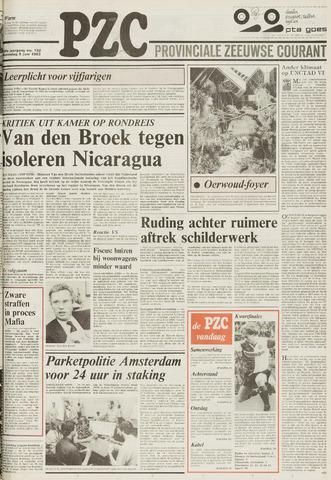 Provinciale Zeeuwse Courant 1983-06-08
