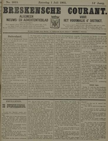 Breskensche Courant 1905-07-01