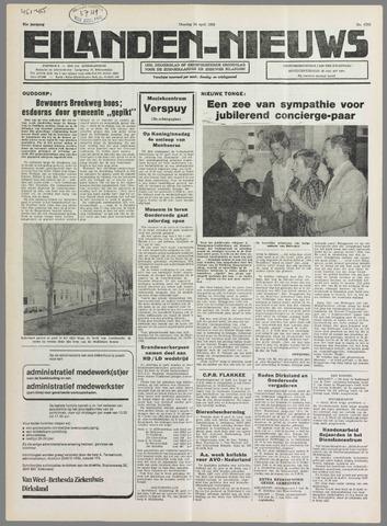 Eilanden-nieuws. Christelijk streekblad op gereformeerde grondslag 1979-04-24