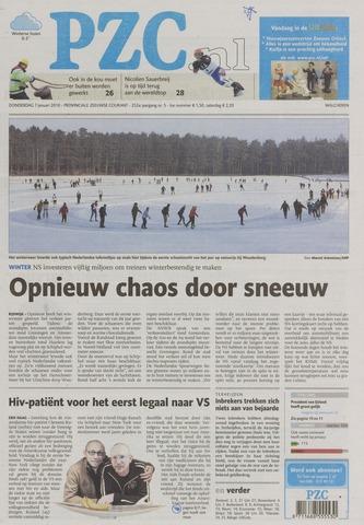 Provinciale Zeeuwse Courant 2010-01-07