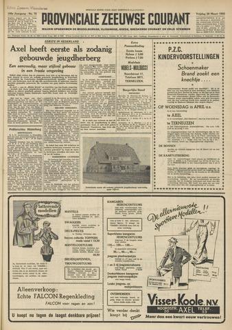 Provinciale Zeeuwse Courant 1952-03-28