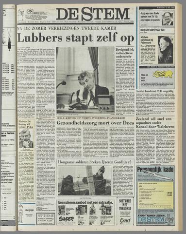 de Stem 1989-05-03