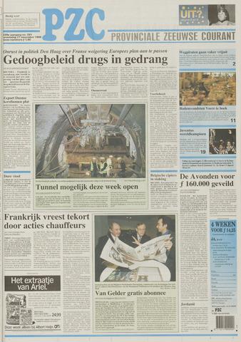 Provinciale Zeeuwse Courant 1996-11-27