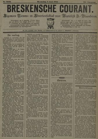 Breskensche Courant 1915-06-02