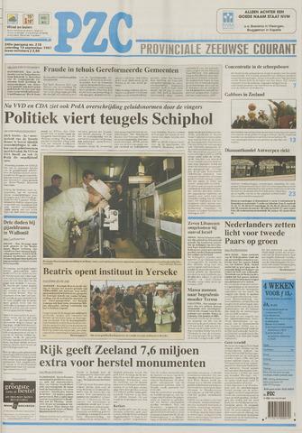 Provinciale Zeeuwse Courant 1997-09-13