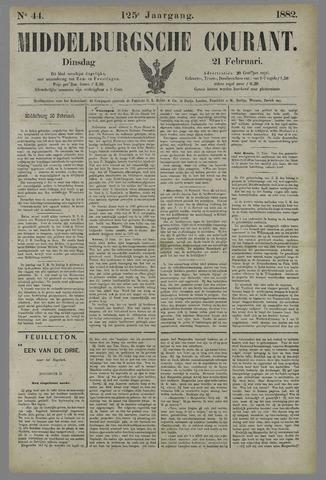 Middelburgsche Courant 1882-02-21
