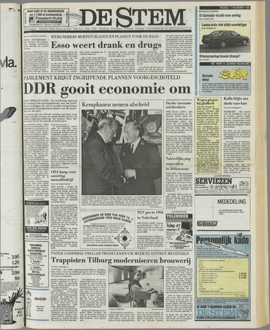 de Stem 1989-11-17