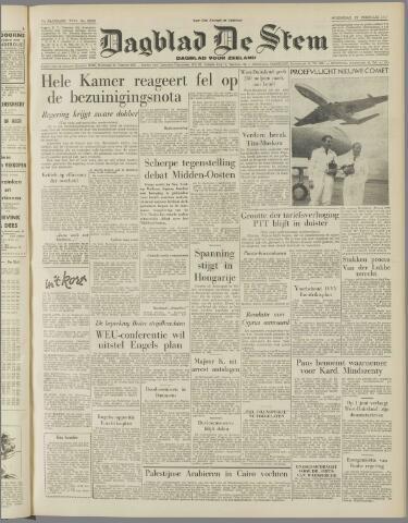 de Stem 1957-02-27