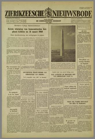 Zierikzeesche Nieuwsbode 1959-08-03
