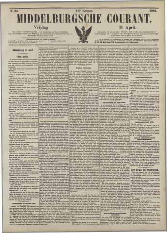 Middelburgsche Courant 1902-04-11