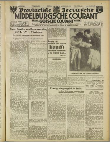 Middelburgsche Courant 1938-02-22