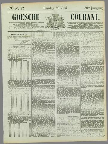 Goessche Courant 1893-06-20