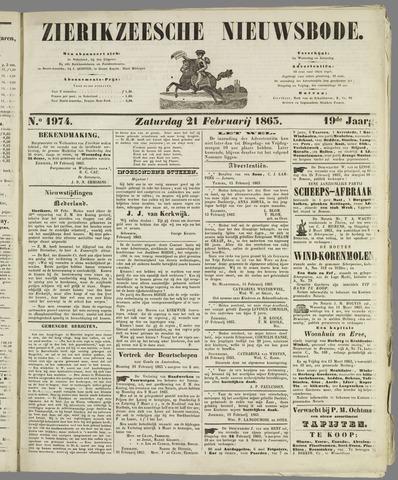 Zierikzeesche Nieuwsbode 1863-02-21