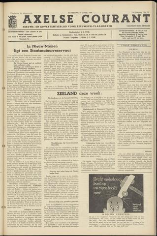 Axelsche Courant 1960-04-16