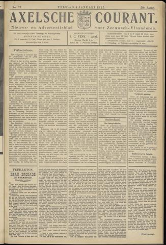 Axelsche Courant 1935-01-04