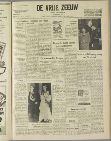 de Vrije Zeeuw 1960-11-11