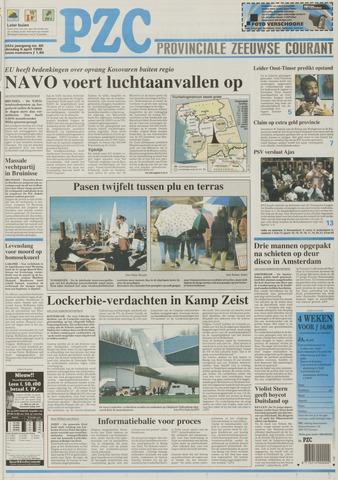Provinciale Zeeuwse Courant 1999-04-06