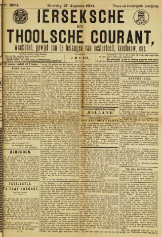 Ierseksche en Thoolsche Courant 1904-08-27
