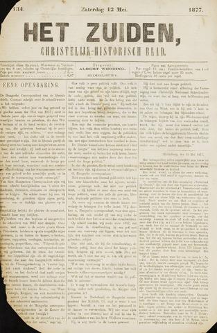 Het Zuiden, Christelijk-historisch blad 1877-05-12