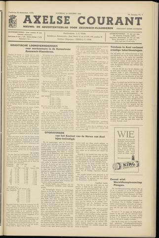 Axelsche Courant 1963-10-19