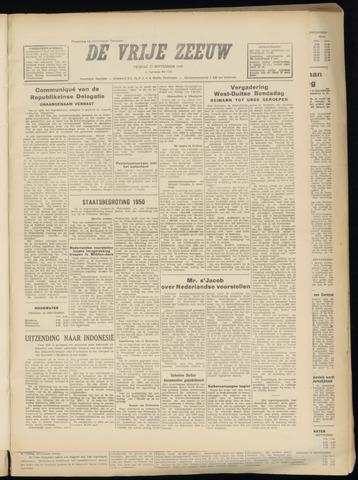 de Vrije Zeeuw 1949-09-23