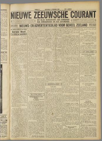 Nieuwe Zeeuwsche Courant 1932-02-13