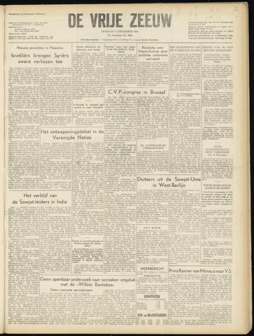 de Vrije Zeeuw 1955-12-13