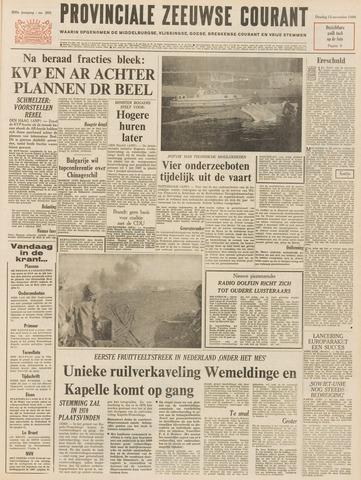 Provinciale Zeeuwse Courant 1966-11-15