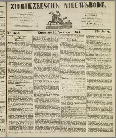 Zierikzeesche Nieuwsbode 1861-11-16