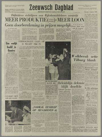 Zeeuwsch Dagblad 1959-08-01