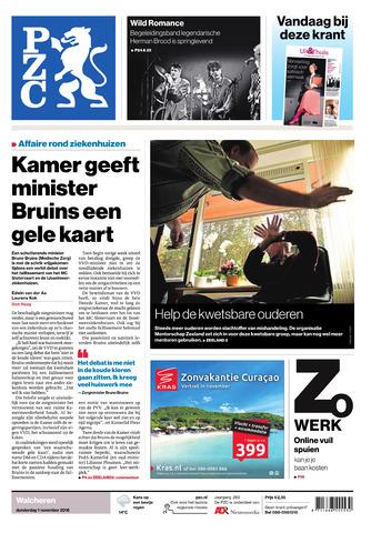 Provinciale Zeeuwse Courant 2018-11-01