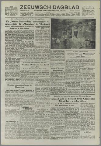 Zeeuwsch Dagblad 1952-11-10