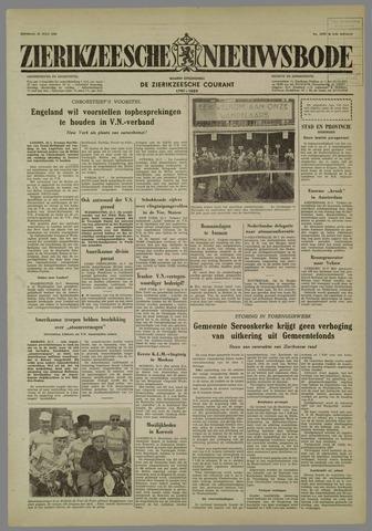 Zierikzeesche Nieuwsbode 1958-07-22