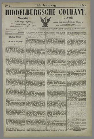 Middelburgsche Courant 1883-04-02