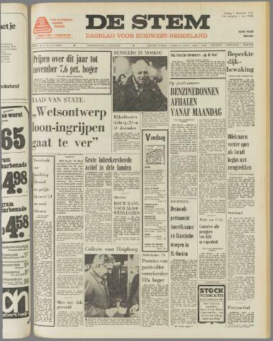 de Stem 1973-12-07