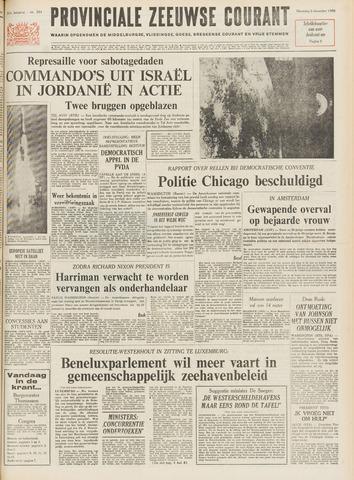 Provinciale Zeeuwse Courant 1968-12-02