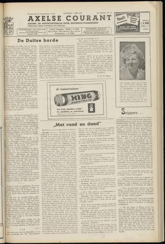 Axelsche Courant 1954-05-01
