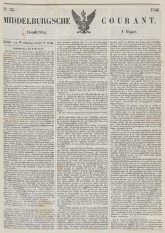 Middelburgsche Courant 1866-03-01