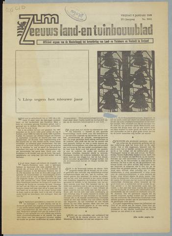 Zeeuwsch landbouwblad ... ZLM land- en tuinbouwblad 1969