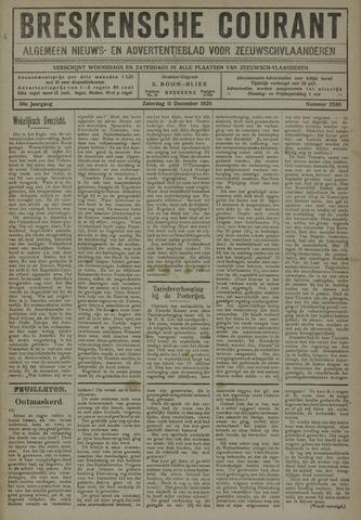 Breskensche Courant 1920-12-11