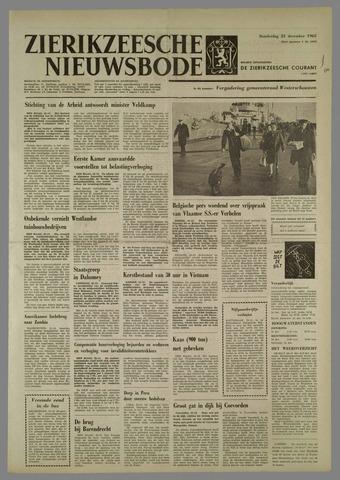Zierikzeesche Nieuwsbode 1965-12-23