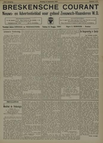 Breskensche Courant 1936-09-15