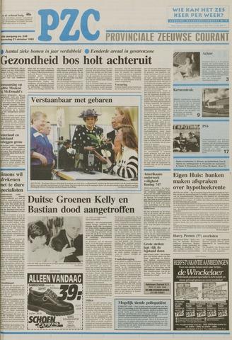 Provinciale Zeeuwse Courant 1992-10-21