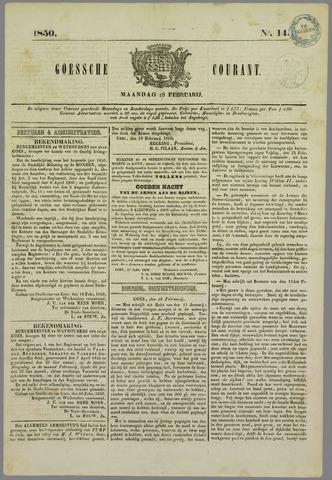 Goessche Courant 1850-02-18